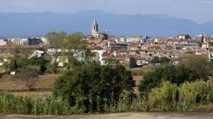 El pueblo más cercano es Cassà de la Selva